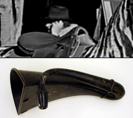 Siemens 1924 hearing aid is the charlie chaplin cell phone time traveler device